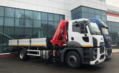 FORD TRUCKS 1833 DC с КМУ Fassi F155A.0.22 в наличии